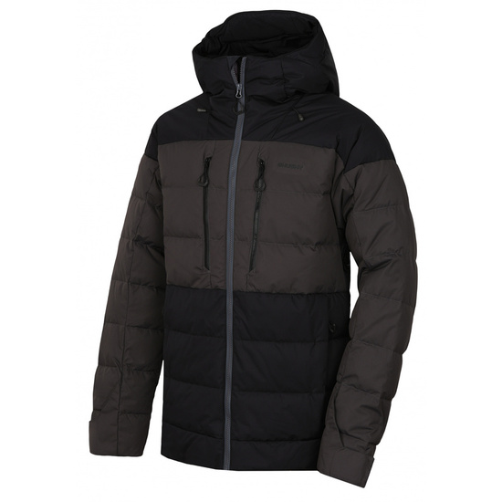 Pánska páperová bunda Husky Dester M čierna XL