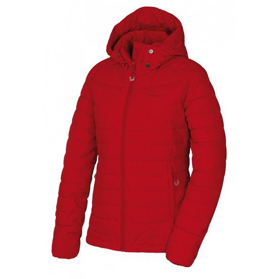 Dámska páperová bunda Husky Donnie L červená M