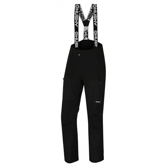 Dámske hardshell nohavice Husky Komló L čierna XL