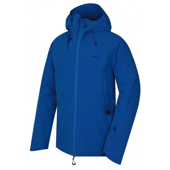 Pánska lyžiarska bunda Husky Gambolò M modrá M