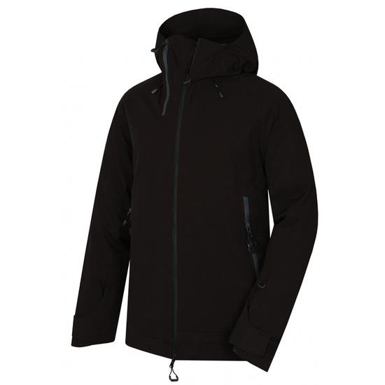 Pánska lyžiarska bunda Husky Gambolò M čierna XL