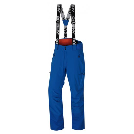 Pánske lyžiarske nohavice Husky Mital M modrá L