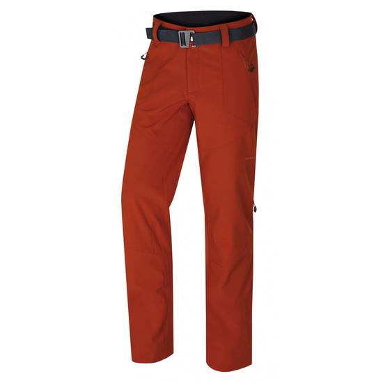 Pánske outdoor nohavice Husky Kreso M oranžovohnedá L