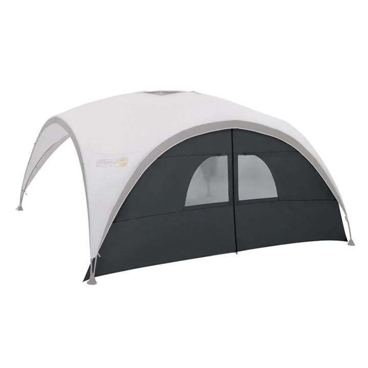 Coleman Zástena XL k Event Shelter s okienkami a vchodom sivá