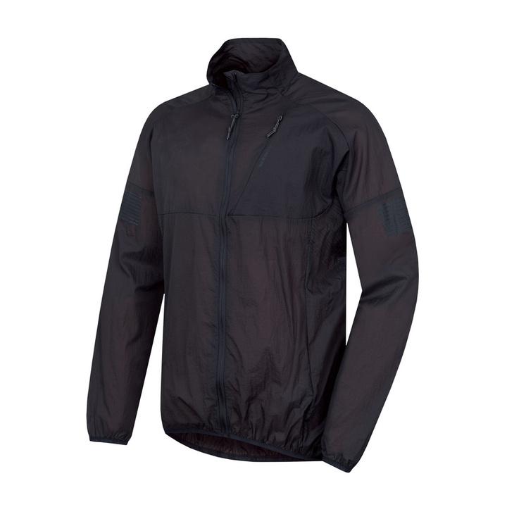 Pánska ultraľahká bunda Loco M tm. sivá L