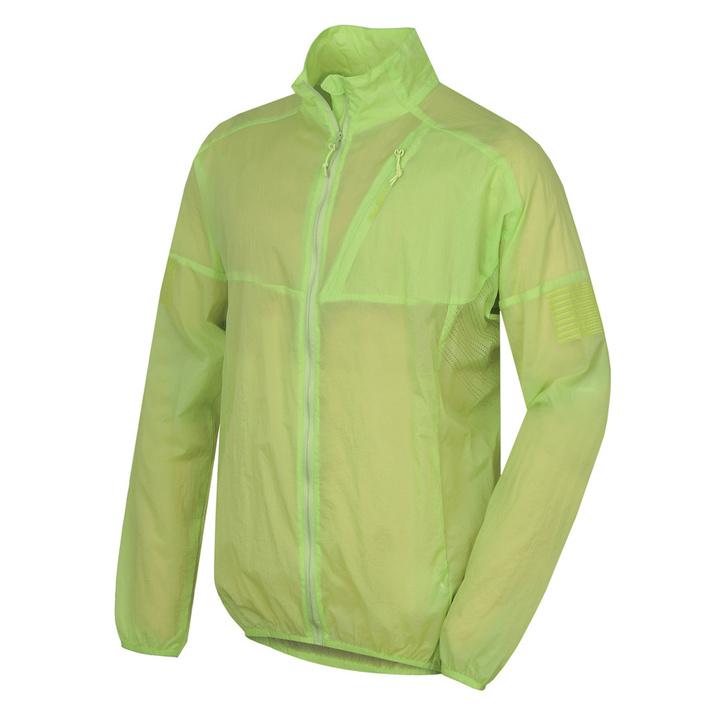 Pánska ultraľahká bunda Loco M sv. zelená L