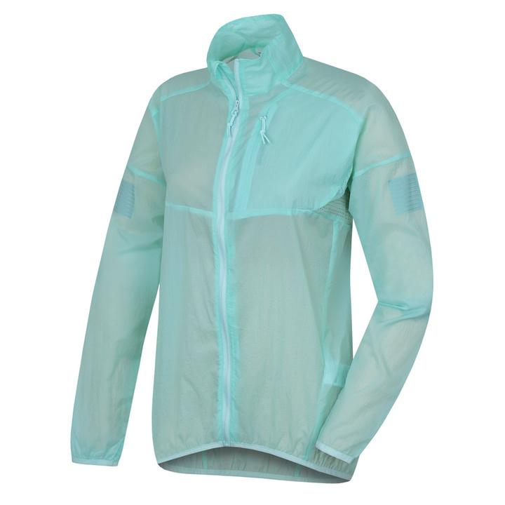 Dámska ultraľahká bunda Loco L sv. tyrkysová L