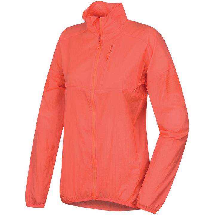 Dámska ultraľahká bunda Husky Loco L neónovo ružová L