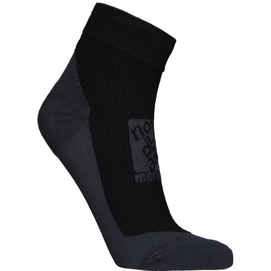 Kompresný merino ponožky NORDBLANC Refuge NBSX16370_CRN 45-47