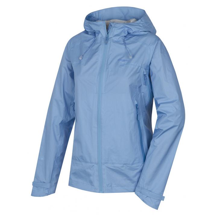 Dámske outdoorová bunda Husky LAmy L sv. modrofialová M