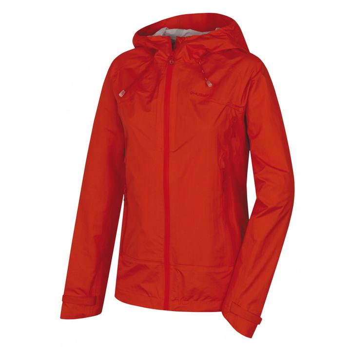Dámske outdoorová bunda Husky LAmy L červená L