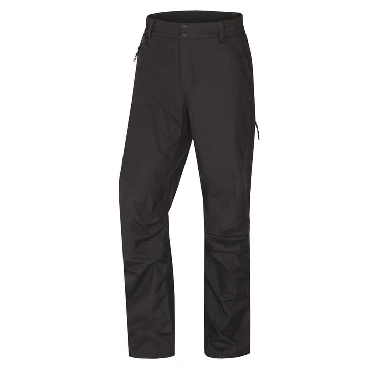 Pánske outdoorové oblečenie nohavice Husky Lamer M čierna XL