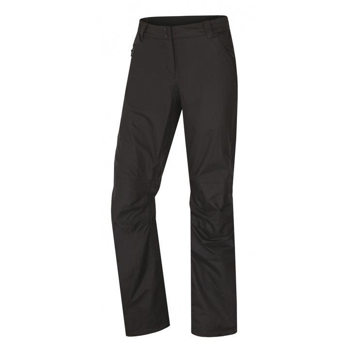 Dámske outdoorové oblečenie nohavice Husky Lamer L čierna XL
