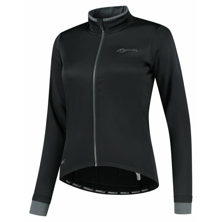Dámska zimná bunda Rogelli Essential čierna ROG351096