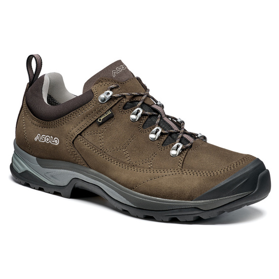 Topánky ASOLO Falcon Low Lth GV MM dark/brown/A551 11,5 UK