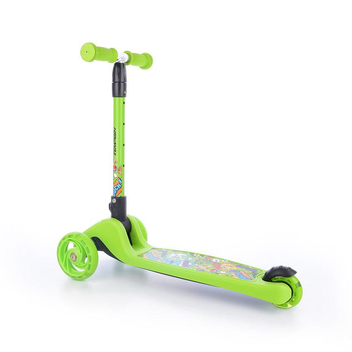 Scooter Tempish Scooper zelený
