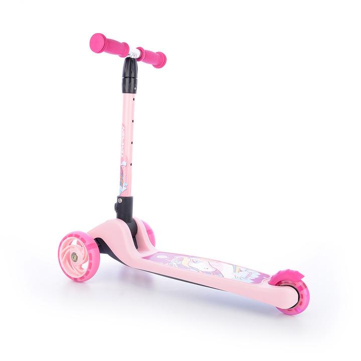 Scooter Tempish Scooper ružový