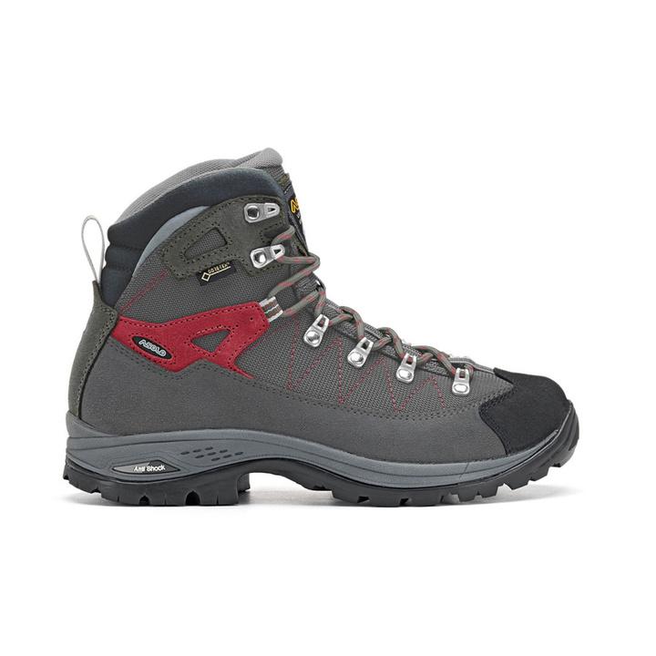 Dámske topánky Asolo Finder GV Grey/Stone/Gerbera/A931 3,5 UK