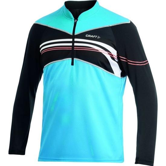 Pánsky cyklistický dres Craft Active Longsleeve 1901947-2310