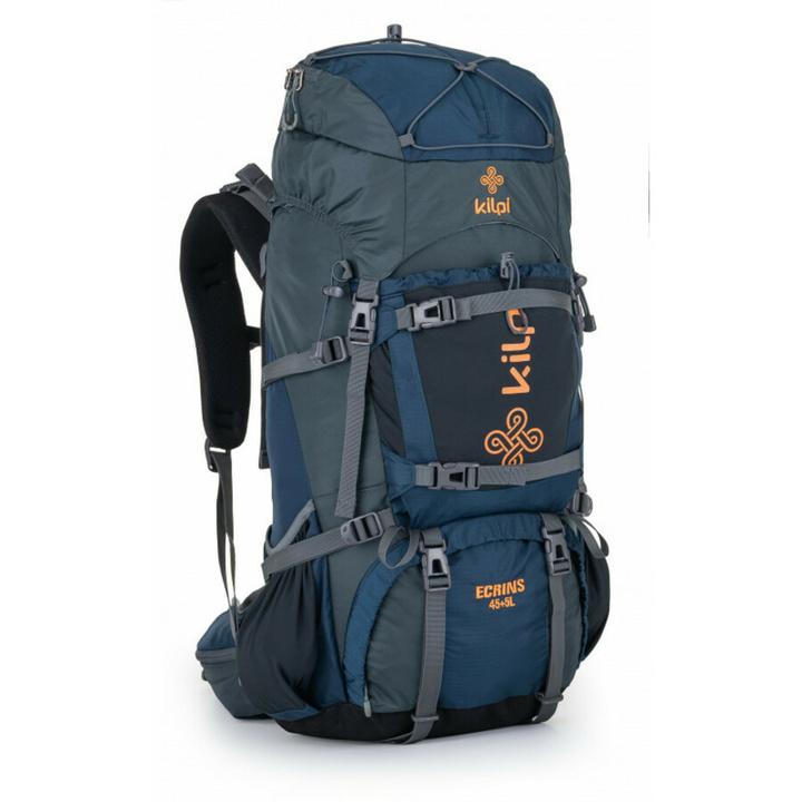 Turistický batoh 45+5 L Kilpi Ecrins-U tmavomodrá