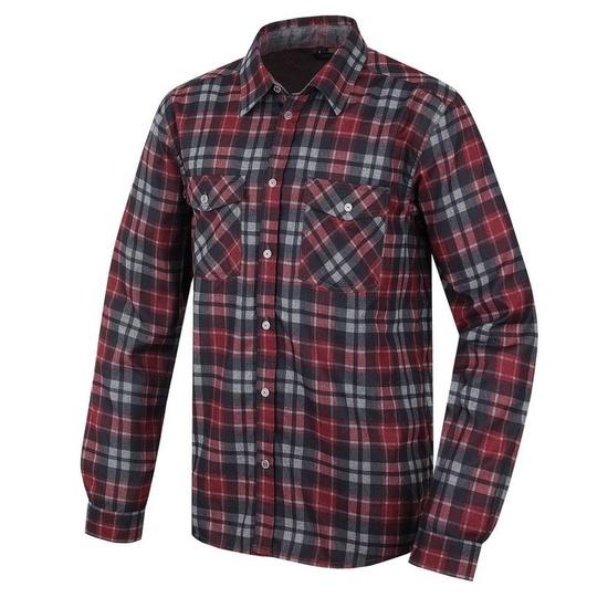 Košeľa HANNAH Bendon red cubero XL