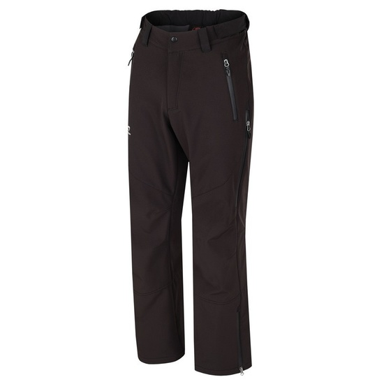 Nohavice HANNAH Crater anthracite XL
