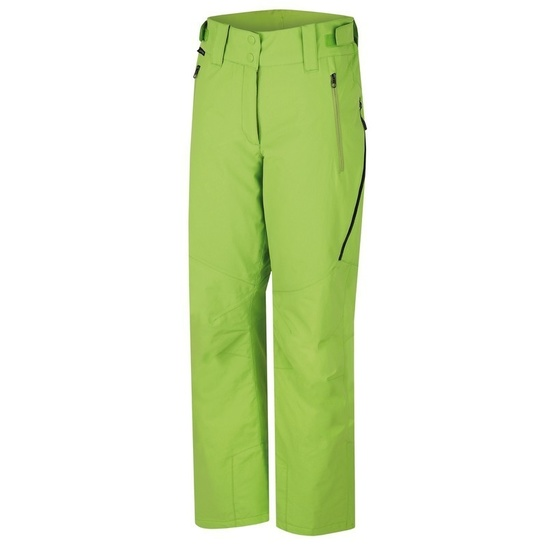 Nohavice HANNAH Puro lime green 36