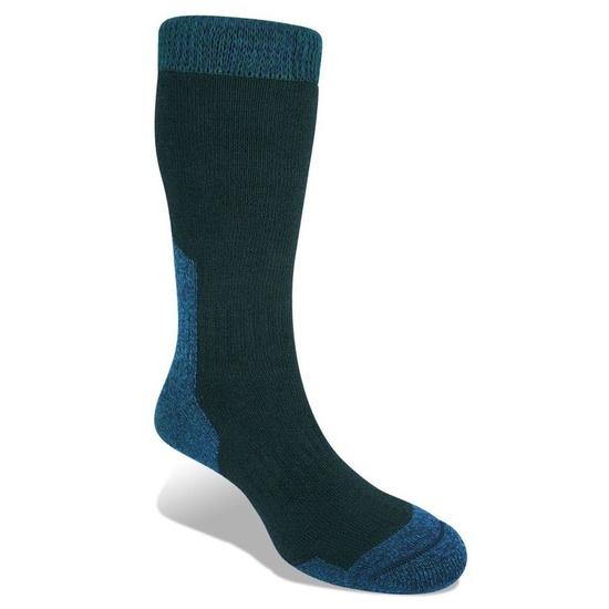 Ponožky Bridgedale Explorer Heavyweight Merino Comfort Boot navy/445 S (3-6 UK)