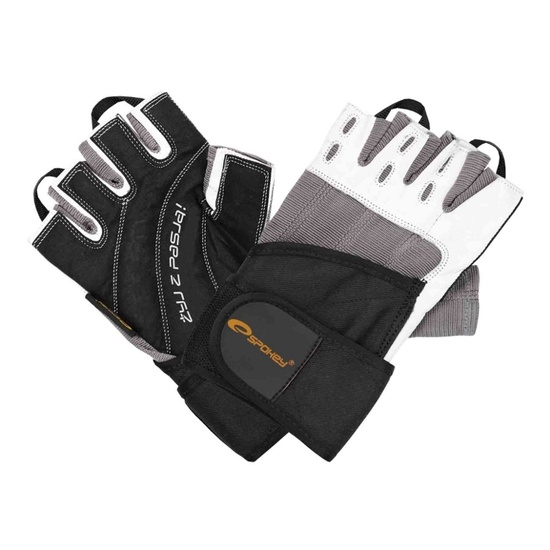 Fitness rukavice Spokey rukavice RAYO