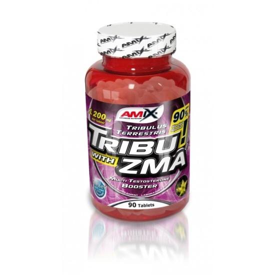 Amix Tribu 90% - ZMA ® 1200mg, 90 tablet