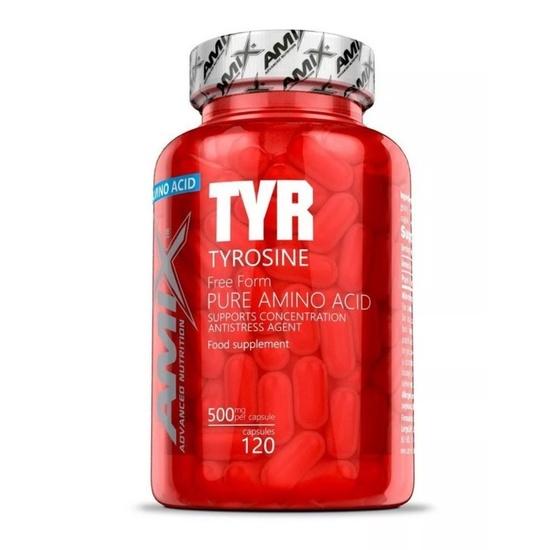Amix Tyrosine 120 kapsúl
