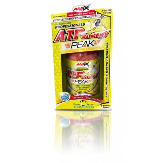 Amix ATP Energy - PEAK ® ATP, 90 kapsúl