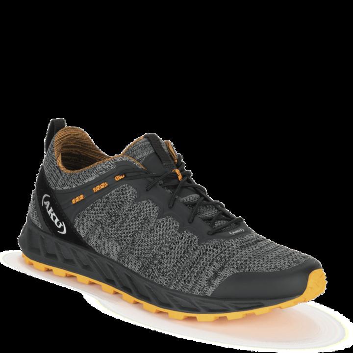 Topánky pánske AKU Rapida Air čierno / oranžová 10 UK