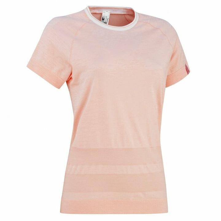 Dámske športové triko Kari Traa Solveig 622384, ružová M
