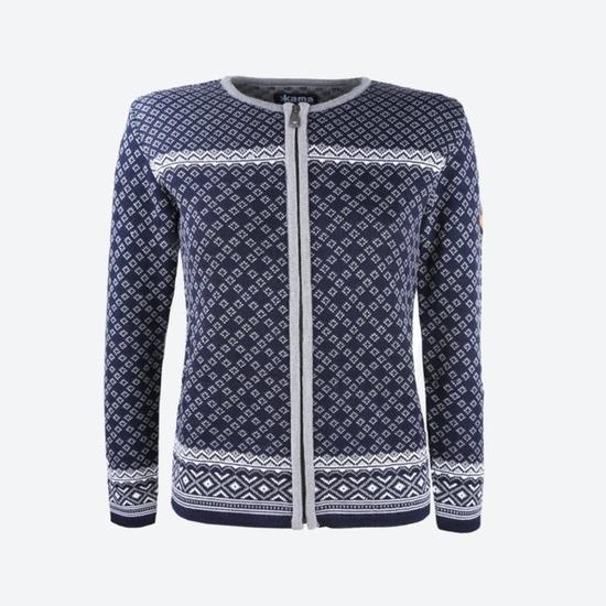 Pletený Merino sveter Kama 5029 108 S