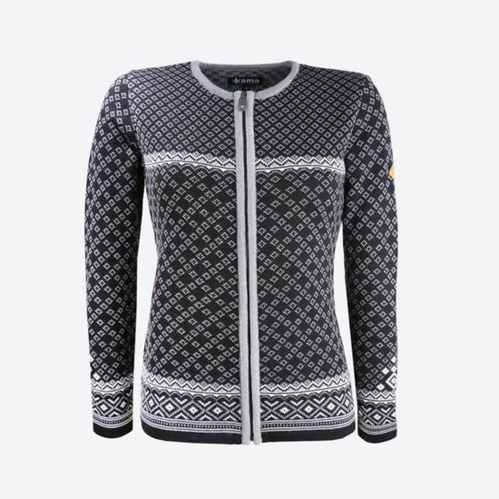 Pletený Merino sveter Kama 5029 110 XL