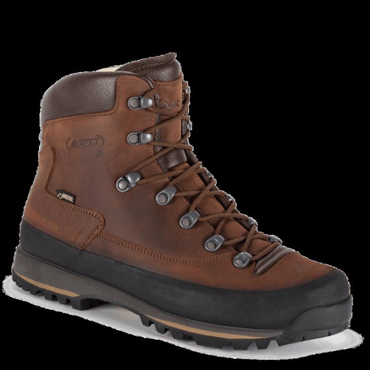 Pánske topánky AKU Conero Nbk gtx brown 10 UK