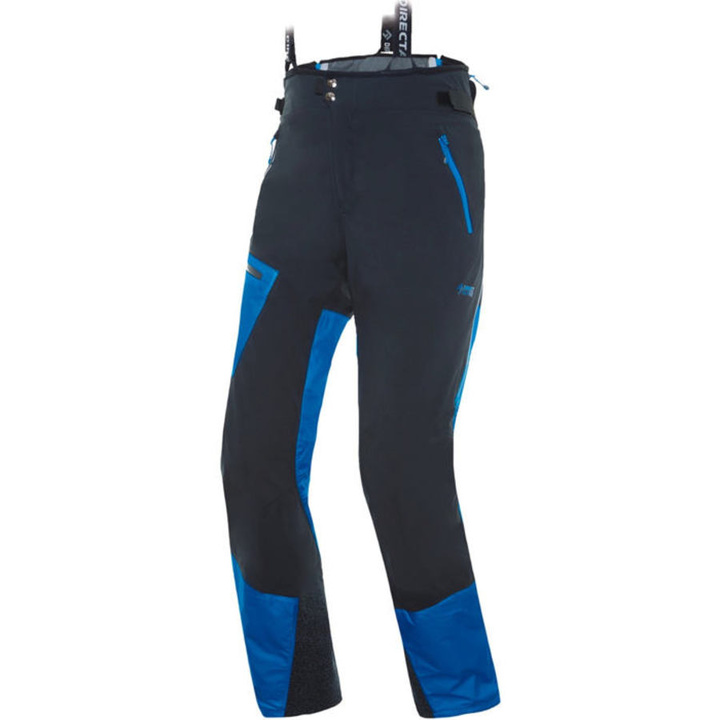 Nohavice Direct Alpine Eiger black / blue L