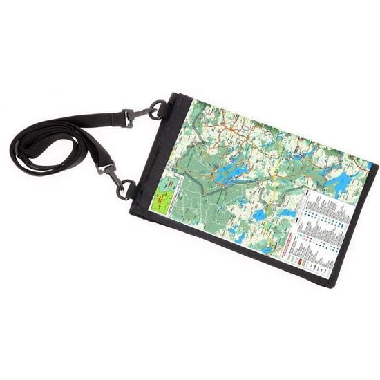 Púzdro na mapu Fjord Nansen Map Case Apne 23593