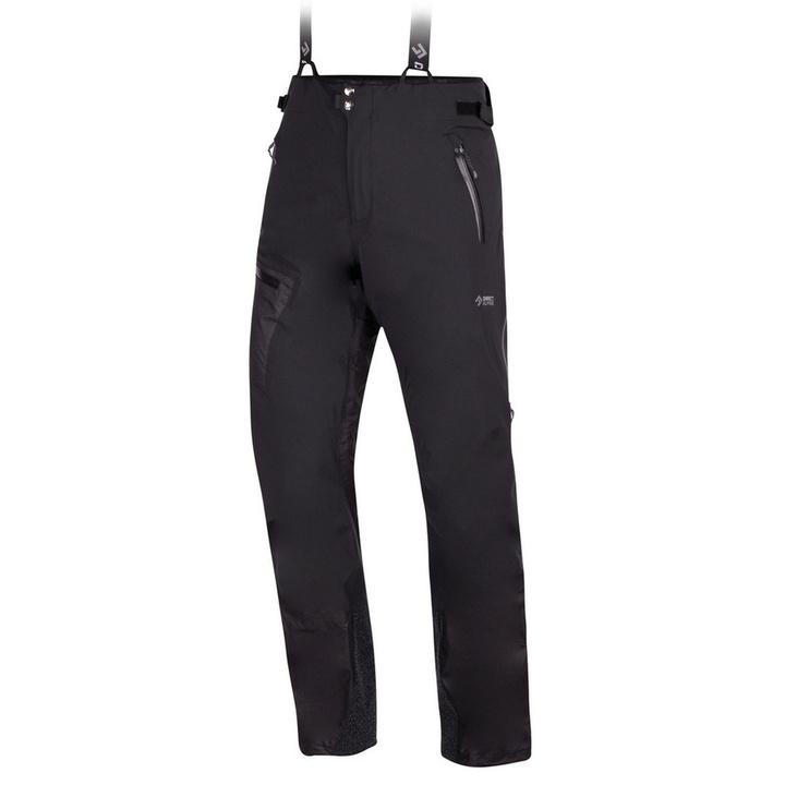 Nohavice Direct Alpine Eiger black/black M
