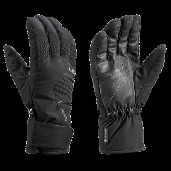 Lyžiarske rukavice LEKI spox GTX black 7