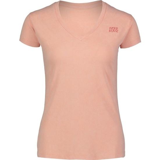 Dámske bavlnené tričko NORDBLANC Soothe NBSLT6730_ZAO 34