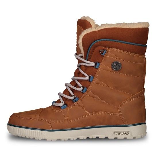 Dámske zimný topánky Nordblanc Grizzly NBHC6858_HND 41