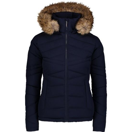 Dámska zimný bunda Nordblanc Pucker modrá NBWJL6927_TEM 38