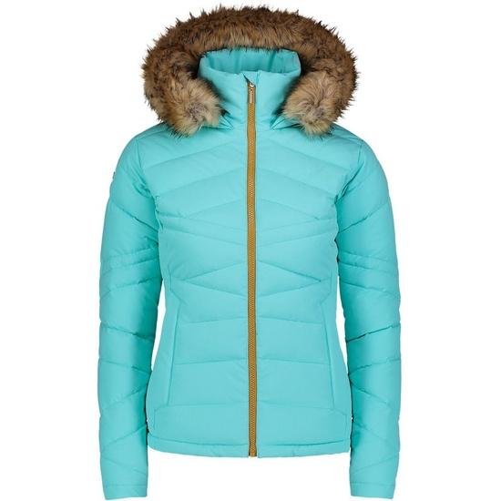 Dámska zimný bunda Nordblanc Pucker modrá NBWJL6927_TYR 38