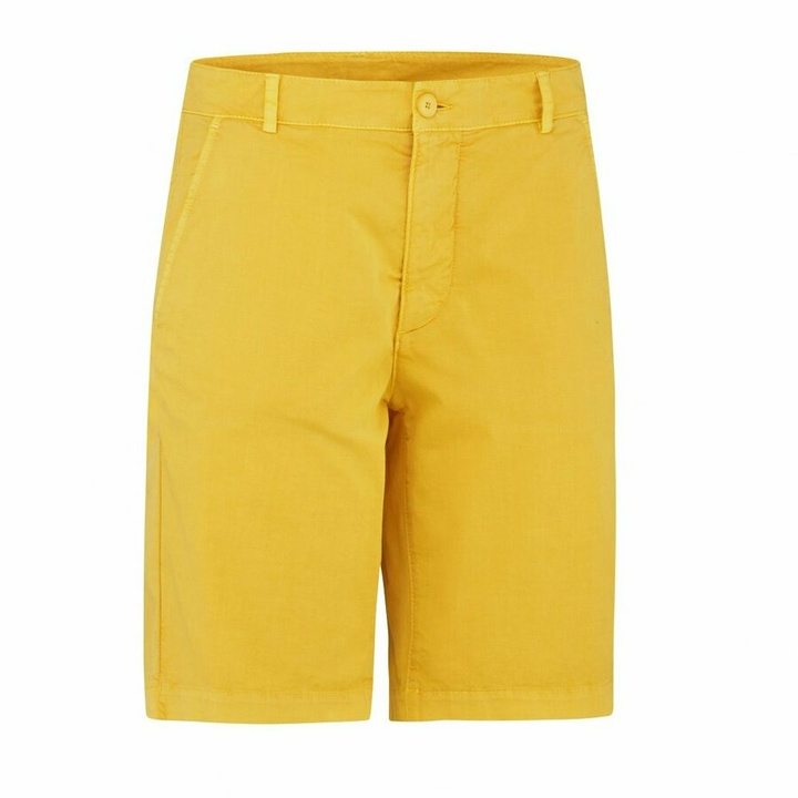 Dámske kraťasy Kari Traa Songve 622459, žltá XS