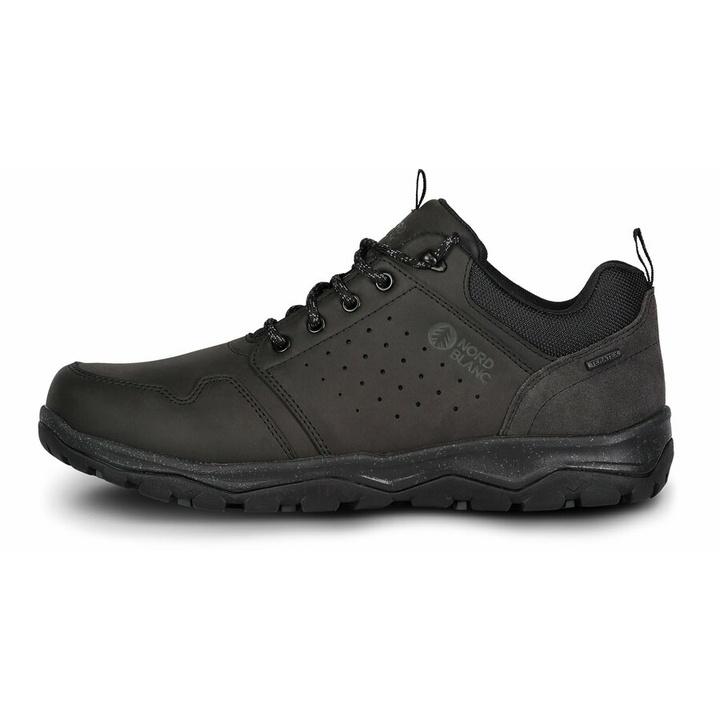 Pánska koža outdoorová obuv Nordblanc Primo NBSH7444_BLK 46