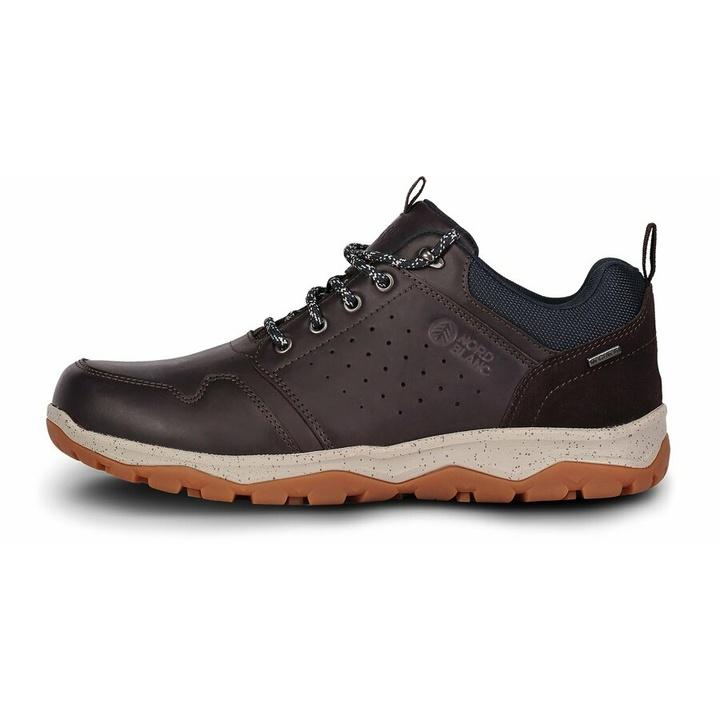 Pánska koža outdoorová obuv Nordblanc Primo NBSH7444_BRN 46