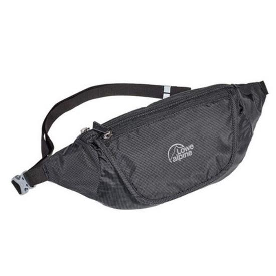 Ľadvinka Lowe Alpine Belt Pack Antracite / amber