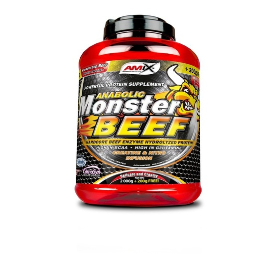 Amix Anabolic Monster Beef - Lesné ovocie